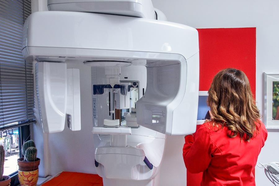 news sull' esame dentale con tac