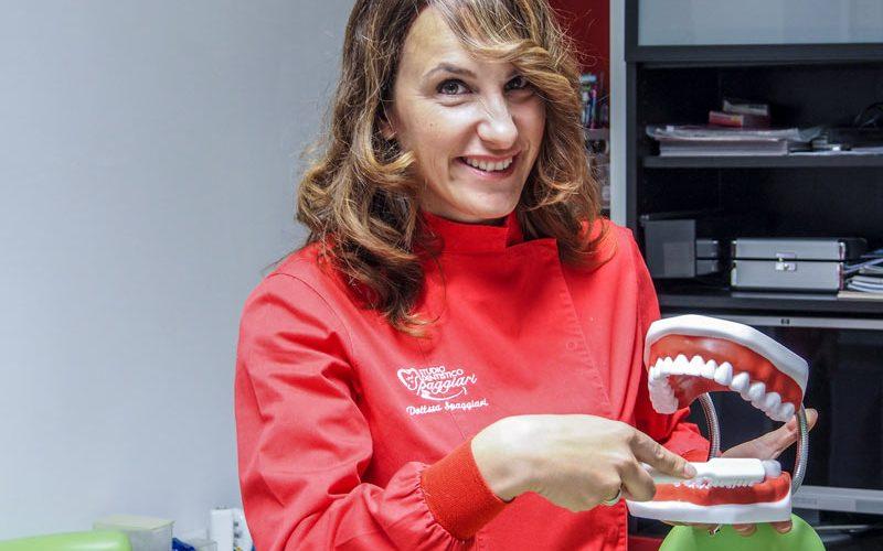 Igiene e prevenzione dello studio dentistico spaggiari