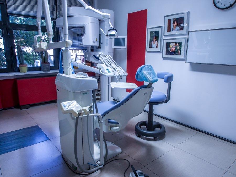 Protesi dello studio dentistico spaggiari